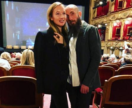 Жена Владимира Кехмана показала подросшую дочь