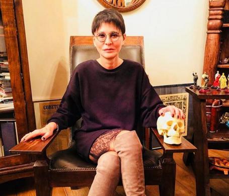 Ирина Хакамада открыла для себя секрет красоты имолодости предков