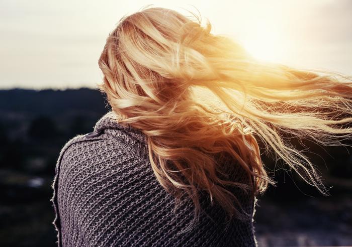 Осветление волос народными методами