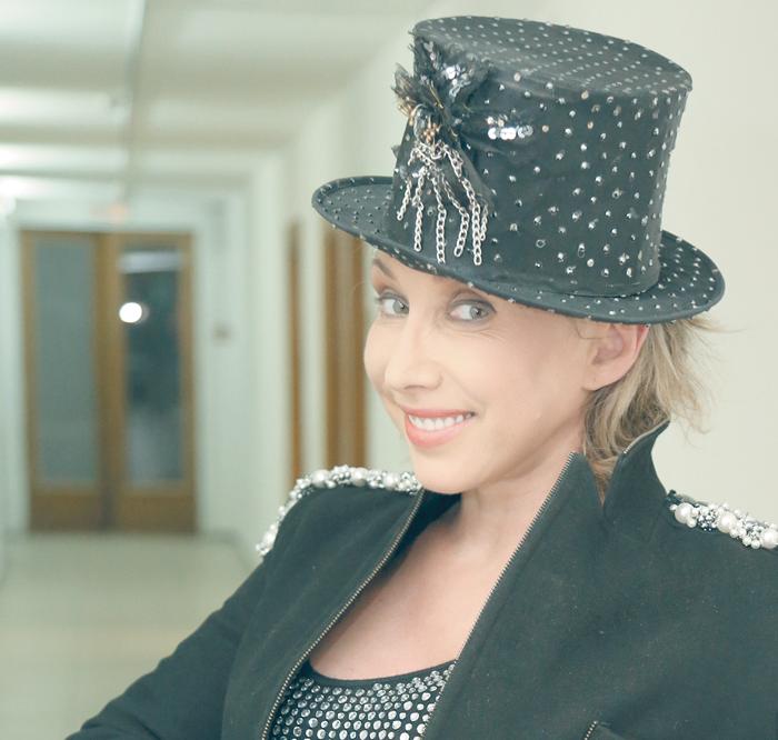 Все дело вшляпе: Елена Воробей поделилась своим хобби