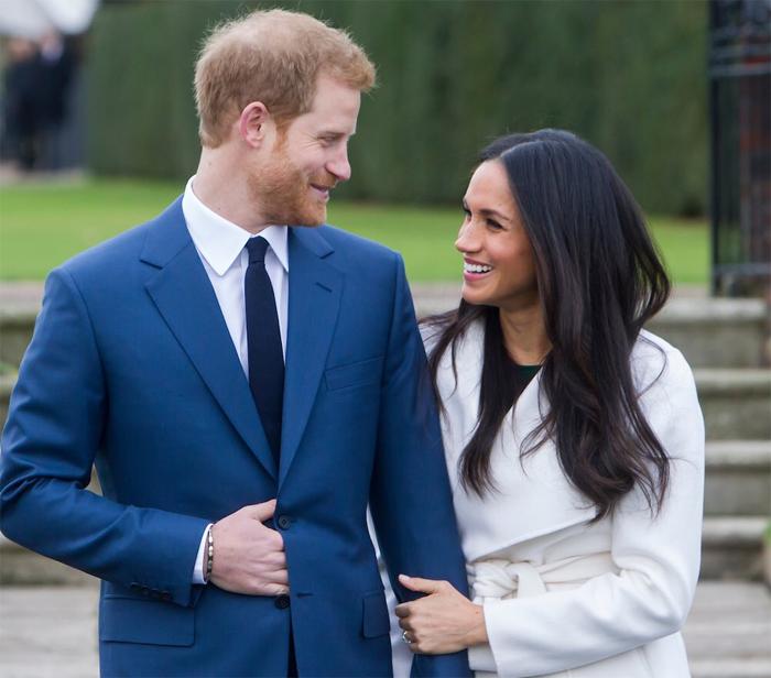 Названы дата иместо свадьбы принца Гарри иМеган Маркл
