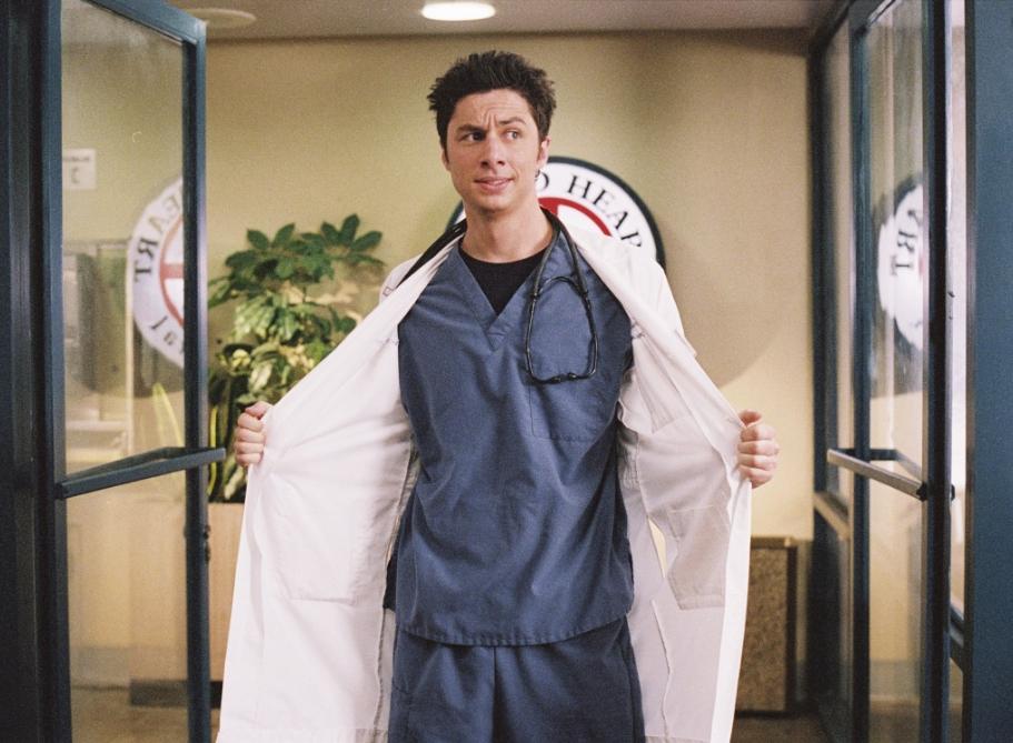 Фото актера сериала «Клиника» использовали для рекламы лечения импотенции