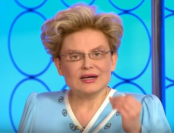 Поклонники считают, что Елена Малышева «переколола» лицо