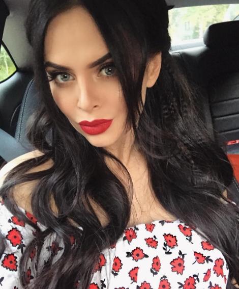 Вика Романец ужаснула подписчиков новым макияжем
