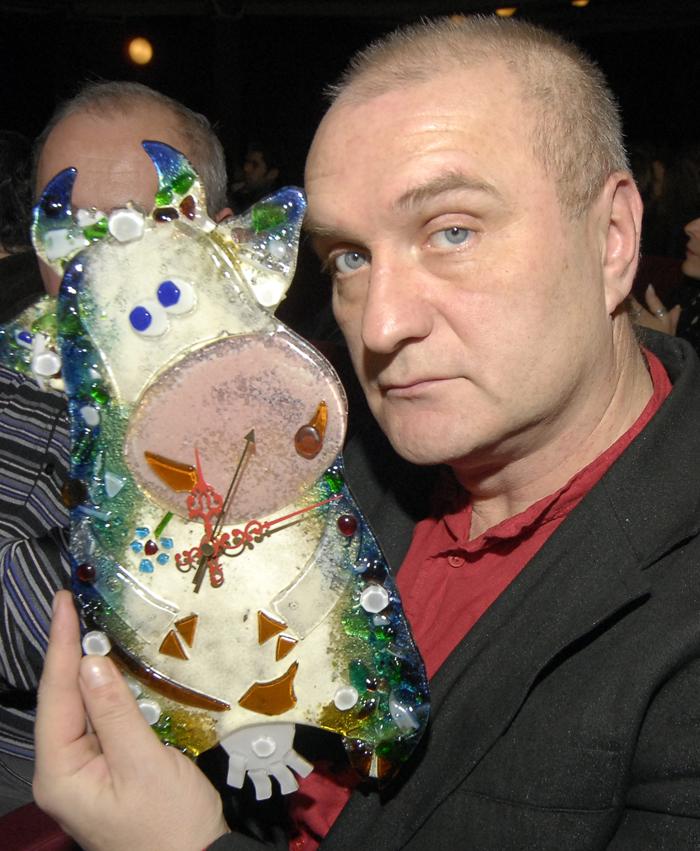 Александр Балуев: «Любовь— это космос, иона имеет неземное воздействие»