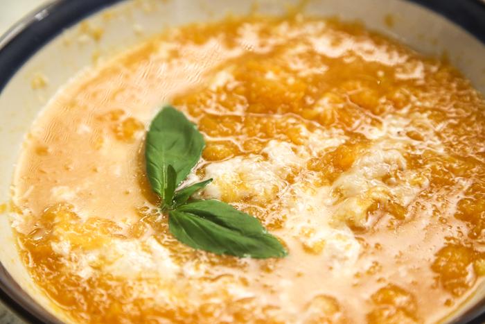 Тыквенный суп отЕлены Исинбаевой