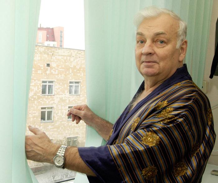 Вмосковском театре Сатиры состоится прощание сМихаилом Державиным