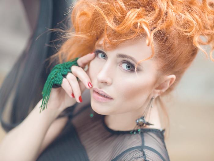 Анастасия Спиридонова: «Намой взгляд, улыбка— лучшее украшение»