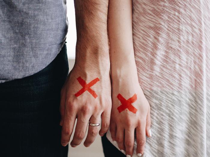 Почему возникают отношения сженатыми