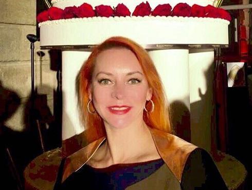 Марину Анисину раскритиковали засвадебное платье