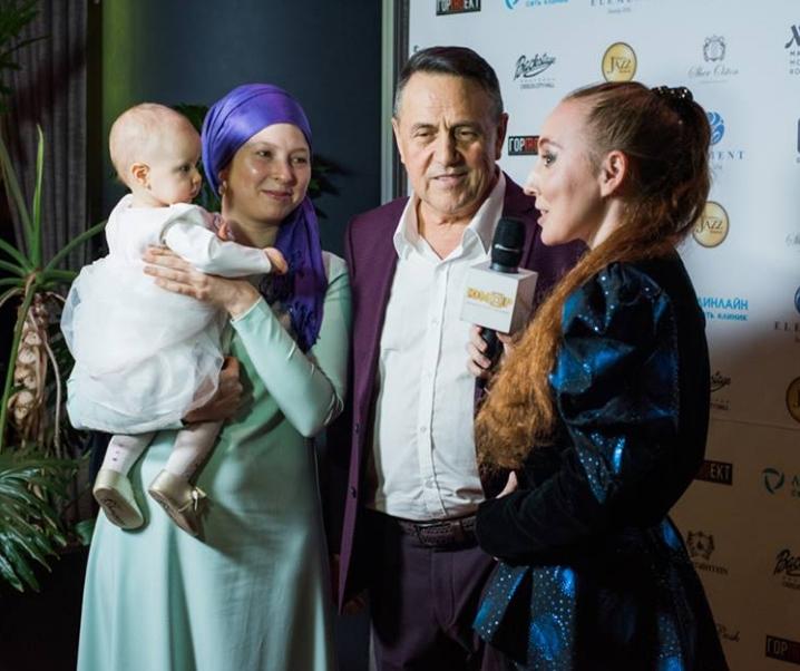 70-летний Ибрагимов ждет появления насвет девятого наследника
