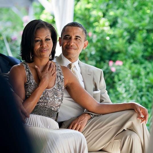 «Тымой лучший друг»: Обама поздравил жену сднем рождения