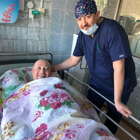 «Впереди интересный путь реабилитации»: Шуру прооперировали вКургане