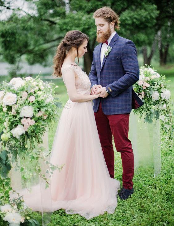 Витают воблаках: как организовать «воздушную» свадьбу