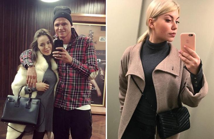 Тарасова обвиняют визмене беременной Костенко