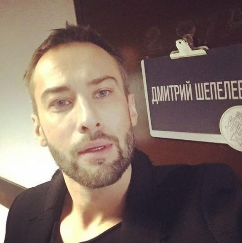 Дмитрий Шепелев начал отношения сблондинкой