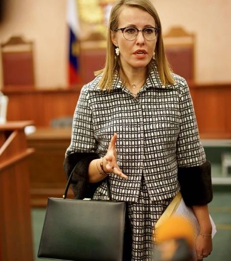 ВСРФподтвердил отклонение жалобы Собчак нарегистрацию Путина
