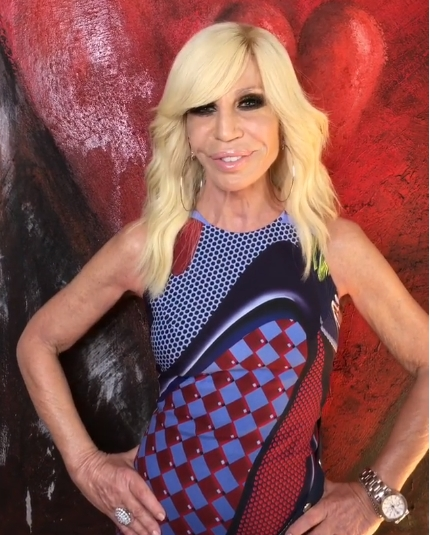 Versace отказывается отиспользования натурального меха