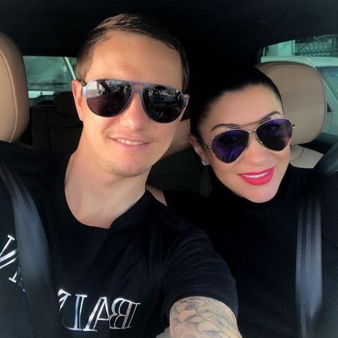 Роман Павлюченко теперь многодетный отец