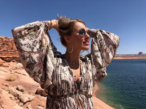 Ксения Собчак: «смело берем красивых женщин заруки»