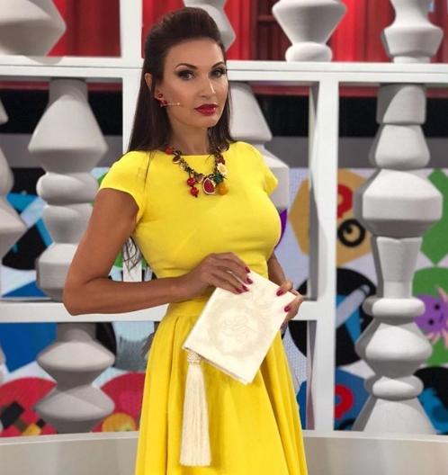 Беременная Бледанс подралась сдиректором театра в«Прямом эфире»