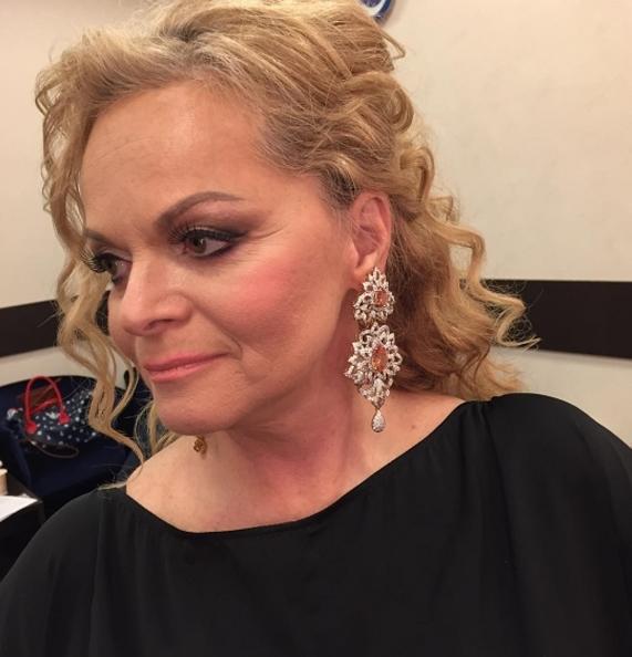 Лариса Долина отомстила бывшему мужу